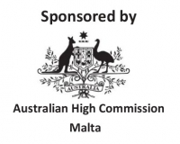 Sponsored by Australian High Commission Malta